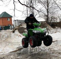 Прокат спортивных квадроциклов в Московской области!