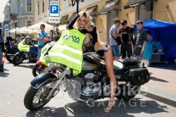 Фотосессии на Мотоцикле